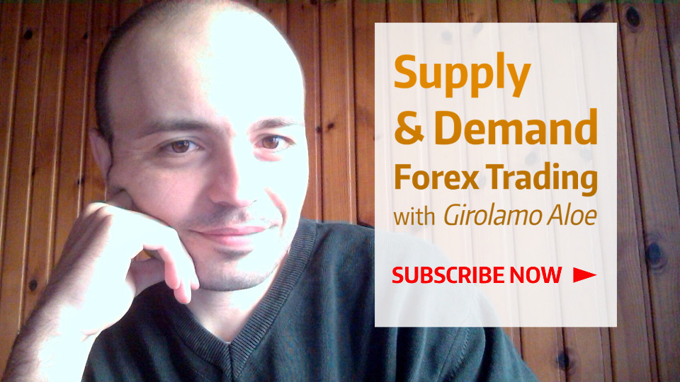 Supply and Demand Forex Trading with Girolamo Aloe